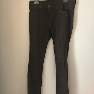Long J Brand Black jeans- worn once